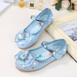 Compare Price Crystal G*rl S Sandals Princess Cosplay Children S Shoes Kids Shoes Intl On China
