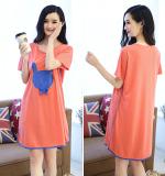 Cheapest Cute Modal Female Summer Sleepwear Lingerie 910 Orange