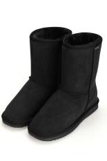 Cyber Acevog Fashion Women Flat Casual Winter Warm Faux Fur Snow Ankle Boots Shoes Black For Sale Online
