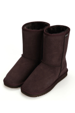 Shop For Sale At Breakdown Price Cyber Acevog Fashion Women Flat Casual Winter Warm Faux Fur Snow Ankle Boots Shoes Dark Brown