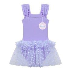 Sale Sale At Breakdown Price Cyber Arshiner Kids G*rl Leotard Sleeveless Tiered Dance Ballet Dress Export On Hong Kong Sar China