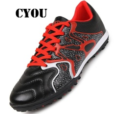 CYOU 2017 New Arrivals Professional Soccer Football Shoes Men Outdoor TF Turf Soccer Cleats Athletic Shoes