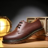 Where Can You Buy Cyou Men Leather Shoes Casual New 2017 Genuine Leather Shoes Men Oxford Fashion Lace Up Dress Shoes Outdoor Work Shoe Brown Intl