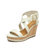 New Daphne Fashion High Waterproof Platform Sandals Women S Sandals