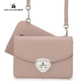 Store Davidjones 2 Piece Women Crossbody Bag Evening Purse Bag Vintage Handbags Pink Intl David Jones On China