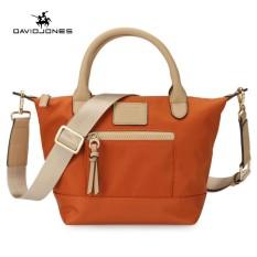 Buy Davidjones Women Top Handle Shoulder Bags Femal Cosmetic Bag Intl Cheap On China