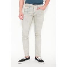 Price Compare Denizen Men Skinny Denim Jeans White Marble