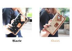 Sale Designer Long Wallet Black Online Singapore