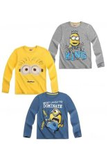 Despicable Me Minions Long Sleeved Top 3 In 1 Price Comparison