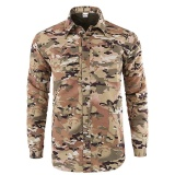 For Sale Detachable Sleeve Summer Men Outdoor Tactical Military Quick Dry T Shirts Camouflage Men Jungle Windproof Coat Tee Camo
