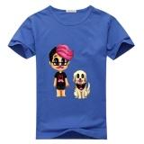 For Sale Diyhoody Markiplier Fangir Women S T Shirts Custom Tee Shirts Markiplier Fangir Blue Intl