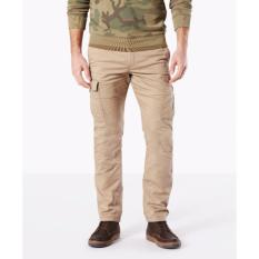 Buy Dockers Premium Cargo Slim Tapered Pants Khaki Dockers Original