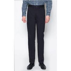Latest Dockers Signature On The Go Khaki Slim Pants Black Metal