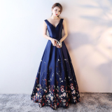 Buy Women S Elegant Slim Fit Long Formal Dress Oem