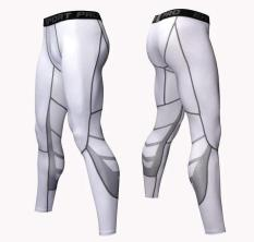 Elite I Pro Combat Compression Long Pants White Price Comparison