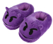 Price Emoji Stuffed Slippers Soft Cartoon Winter Warm Plush Home Indoor Slipper Purple Oem China
