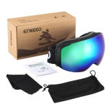 Price Enkeeo Ski Goggle Green Intl Not Specified Online
