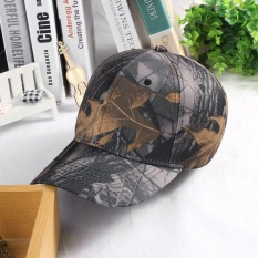 Sale Eozy Korean Fashion Mens Camouflage Baseball Cap Sports Casual Cap Sun Hat Black Intl Eozy Branded