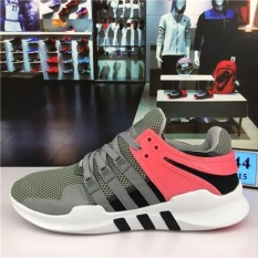 newest 78e7b bee6f EQT Support ADV Running Shoes Women Men Wear Resistant Fashion Damping (  Army Green ) -