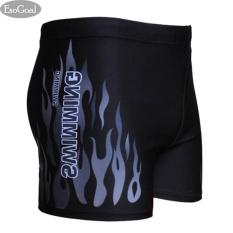 Esogoal Swim Short Swimming Pants Swimsuit Wetsuit Pants For Diving Surfing Swimming Canoeing Pants Men - Intl By Esogoal.
