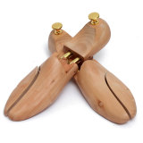 Eu 39 40 1Pair Mens Schima Wood Shoe Tree Shaper Keeper Wooden Stretcher In Stock