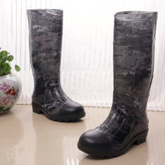 Price Factory Spring And Autumn Wear Bottom Fishing Slip Fashion Rubber Boots On China