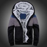 Low Cost Fashion Bomber, Mens Vintage Thickening Fleece Jacket, Autumn Winter Designer, Famous Brand ,male Slim Fit ,warm Coat Intl