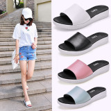 Fashion Female Wear Flat Cool Slippers New Slippers White White Compare Prices
