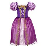 Sales Price Fashion Girls Dresses Children S Party Halloween Dresses Kids Fairy Tale Drama Princess Dresses Age 2 10 Kids Cosplay Costume Clothes Purple Intl