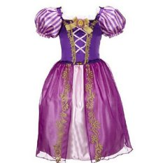 Discount Fashion Girls Dresses Children S Party Halloween Dresses Kids Fairy Tale Drama Princess Dresses Age 2 10 Kids Cosplay Costume Clothes Purple Intl China