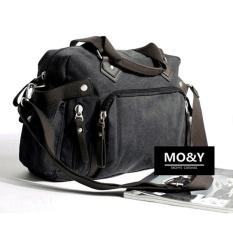 Best Reviews Of Fashion Leisure Canvas Handbag Satchel Men Single Shoulder Bag Student Bag Bag Bag Intl