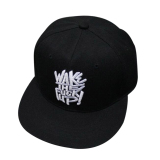 Sale Fahion Bboy Bri Adjutabe Bagebag Cap Napbagck Hip Hop Hat Uniex Vakind Wholesaler