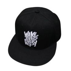 Best Buy Fahion Bboy Bri Adjutabe Bagebag Cap Napbagck Hip Hop Hat Uniex