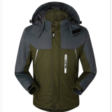 How To Buy Fashion Mens Waterproof Windproof Outdoorwear Mountain Snow Jacket Army Green Intl