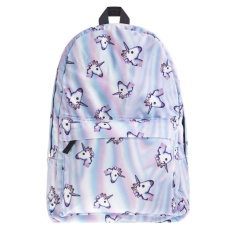 Sale Fashion Unicorn 3D Printing Backpack For Women Top Quality Female Traval Bag Sch**l Bags For Teenage Girls Sac A Dos Mochila Intl China Cheap