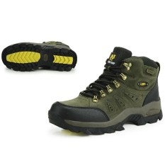 Buy Fashion Unisex Hiking Shoes High Top Waterproof Warm Boots Color Gray Blue Intl Oem Branding