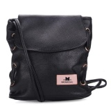 Recent Fashion Vintage Candy Color Bucket Bag Shoulder Cross Body Bag Intl