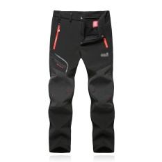 List Price Fashion Waterproof Outdoor Mens Camping Tactical Cargo Pants Casual Combat Trousers Black Intl Oem