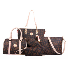 Summer Bags for Women ladies bag (Coffee color) (Coffee color) Singapore f1707fbdc0237