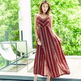 Female New Style Beach Dress Oem Discount
