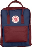 Sale Fjallraven Kanken Classic Backpack 540 326 Royalblue Oxred Online Singapore