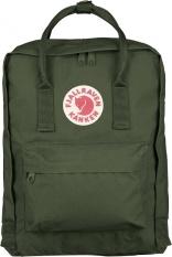 Fjallraven Kanken Classic Backpack 660 Forest Green Lower Price