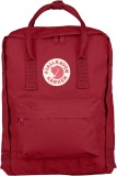 Lowest Price Fjallraven Kanken Classic Backpack Deep Red