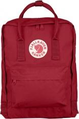 Brand New Fjallraven Kanken Classic Backpack Deep Red