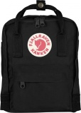 Fjallraven Kanken Mini Backpack Black For Sale