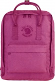 Review Fjallraven Re Kanken Classic Backpack 309 Pink Rose On Singapore