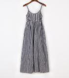 Review Women S Bohemian Style Floral Pattern Cotton Slip Dress 25 No Color 25 No Color Oem