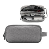 Compare Price Foonovom Portable Storage Bag Digital Gadget Devices Usb Cable Earphone Storage Organizer Bag Dual Zipper Clutch Bags Intl Louis Will On China
