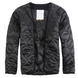 Free Knight M65 Outdoor Cotton Liner Thin Warm Padded Coat Black Lowest Price