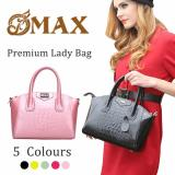 Buying Free Local Delivery Genuine Leather Super Premium Quality Bag Sale Omax Shoulder Bag Hand Bag Lady Bag
